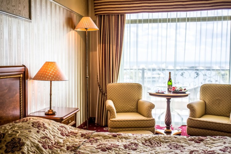 Double Room Hotel Palace