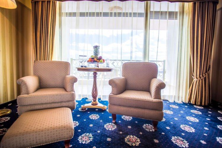 Hotel Palace Blue
